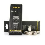 Aspire Atlantis (2/Mega) Replacement Atomizer BVC Coils