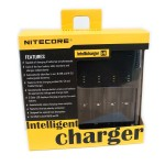 Nitecore Intellicharger i4 for 18350, 18650