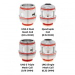 UWELL Valyrian 2 - UN2-2 Dual meshed coil - 2 pcs